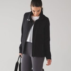 Lululemon Fleece Be True Jacket
